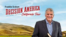'We Need Spiritual Revival': Franklin Graham Readies for CA Prayer Events