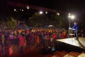 Attendance, Salvations Grow on Day 2 of Will Graham Celebration in Australia