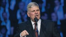 Franklin Graham: Amid the World's Rebellion, God Still Seeks the Lost