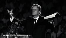 Substitute Preacher: The Time Billy Graham Filled in at a Small Church When the Pastor Didn't Show