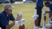Billy Graham Chaplains Help Honor the 10 Lives Lost in Santa Fe, Texas, School Shooting