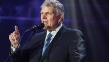 Franklin Graham: Why Christians Must Vote This Fall