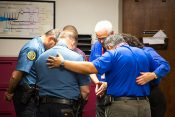 'A Lot of Tears, a Lot of Grief': Chaplains Share God's Love as Kansas City Mourns 2 Deputies