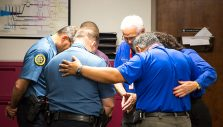 'A Lot of Tears, a Lot of Grief': Chaplains Share God's Love in Kansas City