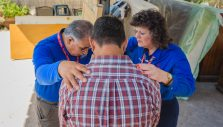'God Be with Them': Chaplains Minister in Southern TX After Flooding