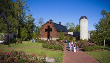 Hungry Hearts, Inspired Souls at the Billy Graham Library