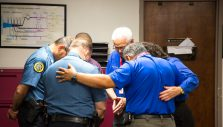 Chaplains Minister to Kansas City After Police Shooting