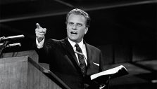 Billy Graham Exhibit Opens Next Month at Museum of the Bible