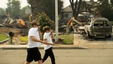 Chaplains Deploy to Redding, California, in the Midst of Deadly Wildfire
