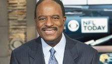 Sportscaster James Brown: 'I Broke Down and Cried Like a Baby'