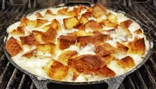 Muenster Cheese Bread Pudding Recipe: A Favorite at The Cove