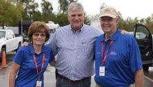 Franklin Graham: 'Chaplains Are Vital' After Hurricane Florence