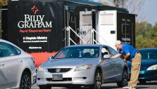 Billy Graham Rapid Response Team Offers Support in Flooded Eastern NC
