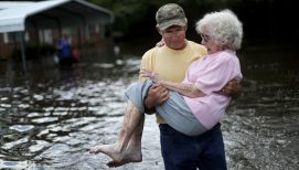 Florence Update: Deadly Storm Leaves Behind Flooding, Uprooted Trees and Lives