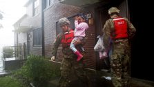 Eastern U.S. Residents Left with Catastrophic Flooding, Power Outages from Florence
