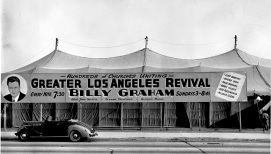 Billy Graham Trivia: What Happened at the 1949 'Canvas Cathedral' Each Night After Services Ended?