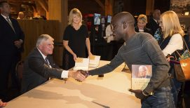 Franklin Graham Honors His Father, Billy Graham, on His 100th Birthday