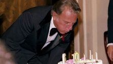 Billy Graham Trivia: Who Got the First Piece of Cake on His 60th Birthday?