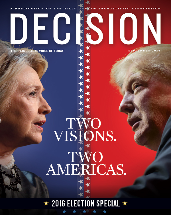 Decision Magazine September 2016