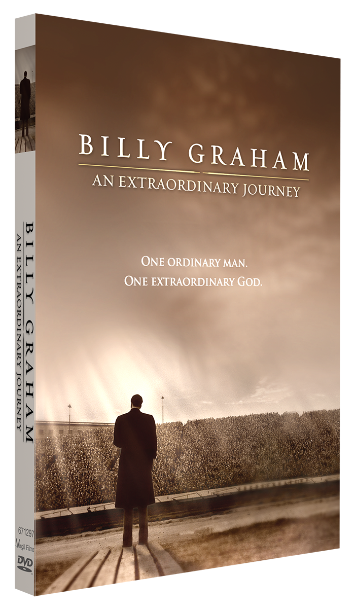 An Extraordinary Journey DVD cover